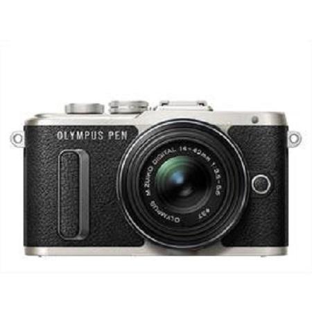 Olympus Micro 4/3 + obiettivo - Epl-8 Black