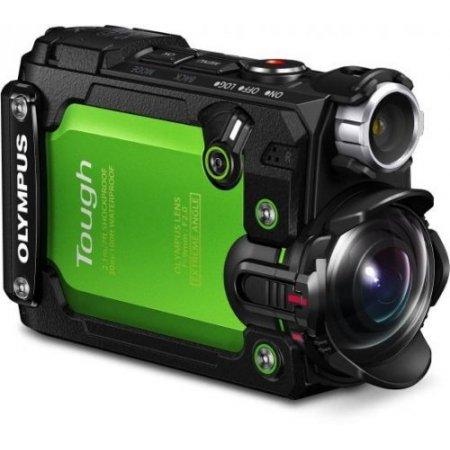 Olympus Action cam - Tg-tracker Verde