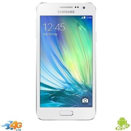 Vodafone 4G LTE / Wi-Fi - Samsung Galaxy A3 White