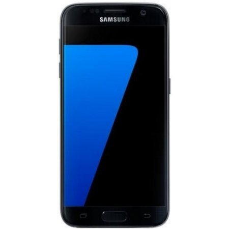 Samsung - Galaxy S7 Edge 32GB Black