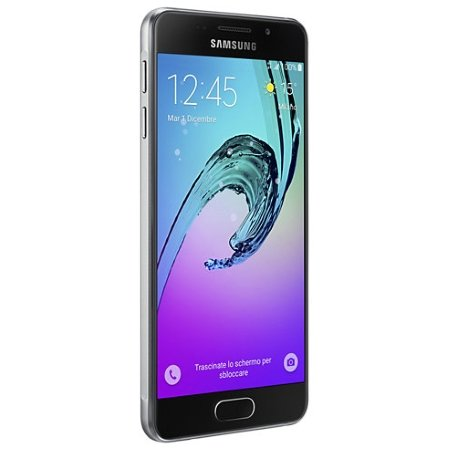 "Samsung Display da 4.7"" SuperAMOLED HD 720p - Galaxy A3 2016 Black"