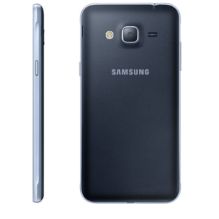 Vodafone - Samsung Galaxy J3 2016 Black