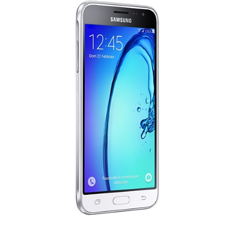 Vodafone 4G LTE / Wi-Fi / NFC - Samsung Galaxy J3 2016 White