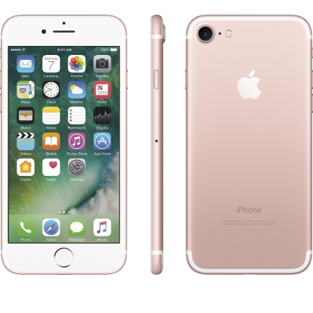 Apple Memoria 128 GB - iPhone 7 128GB Rose Gold