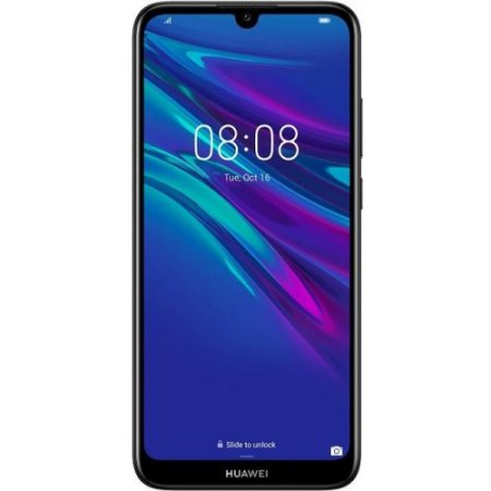 Huawei Smartphone 32 gb ram 2 gb. vodafone quadband - Y6 2019 Nero Vodafone