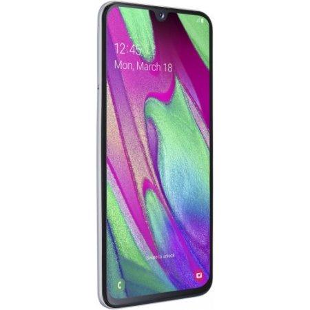 Samsung Smartphone 64 gb ram 4 gb. vodafone quadband - Galaxy A40 Sm-a405 Bianco Vodafone
