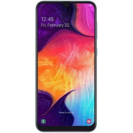 Samsung Smartphone 128 gb ram 4 gb. vodafone quadband - Galaxy A50 Sm-a505 Bianco Vodafone