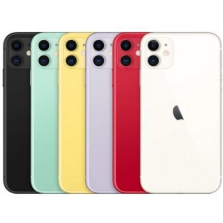 Apple - Iphone 11 64gb Bianco Vodafone