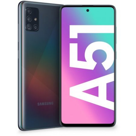 Samsung - Galaxy A51 Sm-a515 Nero Vodafone