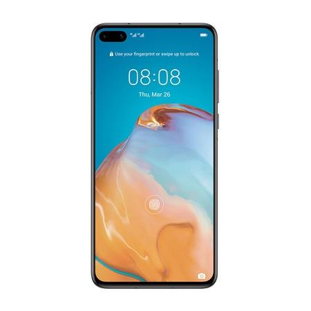 Vodafone Penta Band - 5G - Wi-Fi - NFC - A-GPS - Huawei P40 Black