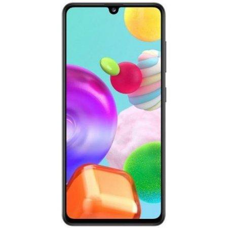 Vodafone Smartphone 64 gb ram 4 gb. quadband - Samsung A41 Black