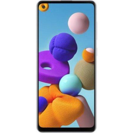 Samsung Smartphone 32 gb ram 3 gb. vodafone quadband - Galaxy A21s 32gb Sm-a217 Bianco Vodafone