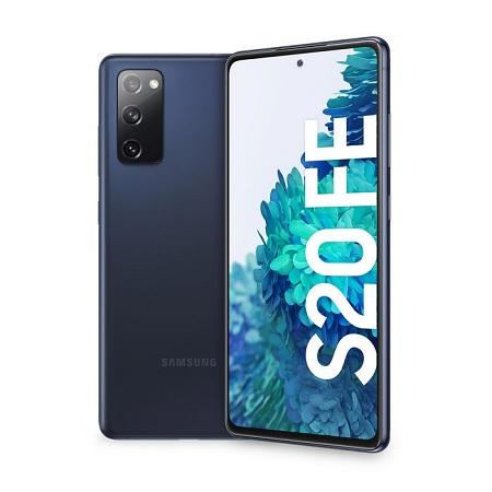 Samsung Smartphone 128 gb ram 6 gb. vodafone quadband - Galaxy S20 Fe Sm-g780f Blu Vodafone