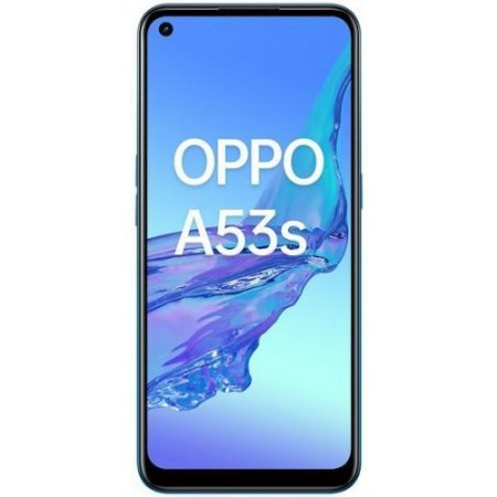 Oppo Smartphone 128 gb ram 4 gb. vodafone quadband - A53s Blu Vodafone
