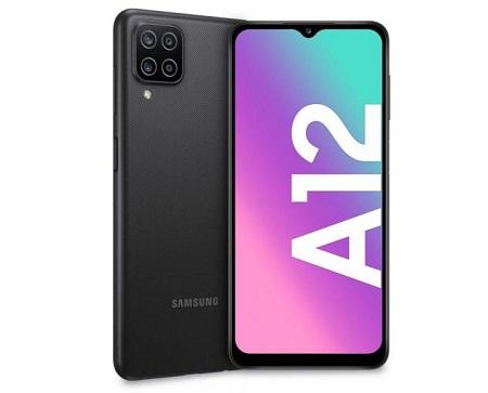 Vodafone Samsung Galaxy A12  - Black