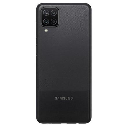 Vodafone Quadri Band - 4G-LTE - Wi-Fi - NFC - A-GPS - Samsung Galaxy A12 64 Gb Black