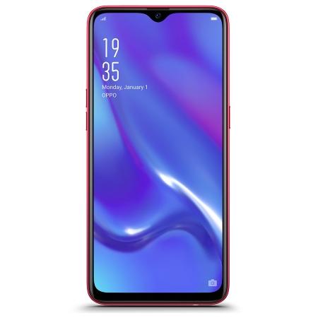 Oppo Smartphone 128 gb ram 4 gb quadband - Rx17 Rosso