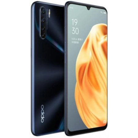 Oppo Smartphone 128 gb ram 8 gb. quadband - A91 Nero