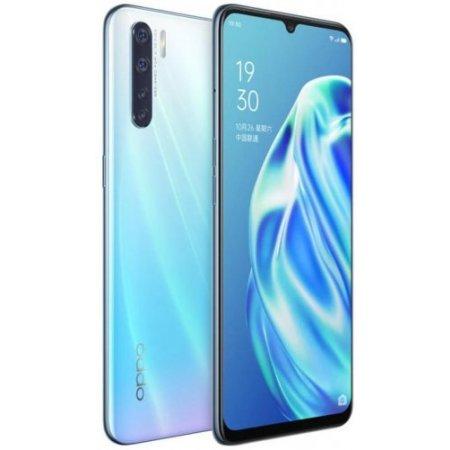 Oppo Smartphone 128 gb ram 8 gb. quadband - A91 Blu