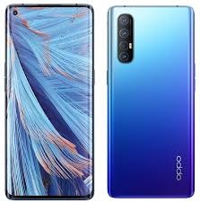 Oppo - Oppo Find X2 Neo Starry Blue