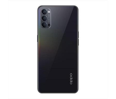 Oppo Smartphone 128 gb ram 8 gb. quadband - Reno4 Nero