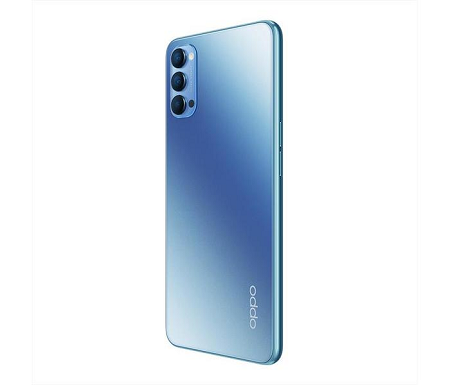 Oppo Smartphone 128 gb ram 8 gb. quadband - Reno4 Blu