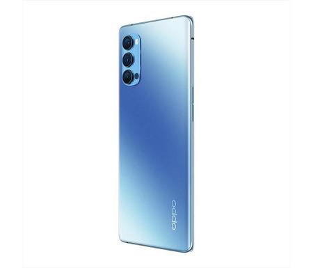 Oppo Smartphone 128 gb ram 12 gb. quadband - Reno4 Pro Blu