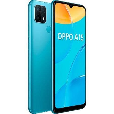 Oppo Marca: Oppo - Oppo A15 Mystery Blue
