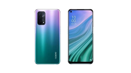 Oppo Display 6.5 pollici (FHD+) - Oppo A54 5g Fantastic Purple