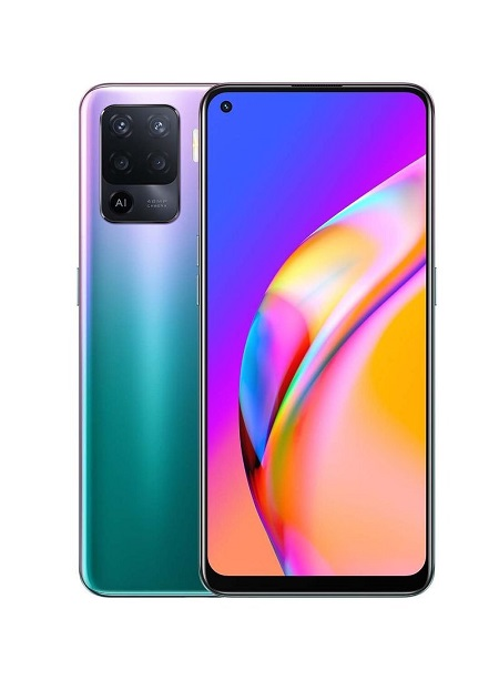 """Oppo Display: AMOLED da 6,43"""" FHD+ con refresh rate a 60Hz - Oppo A94 5g Cosmo Blue"""