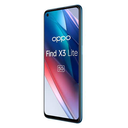 Oppo Display 6.43 pollici (FHD+) - Oppo Find X3 Lite Astral Blue