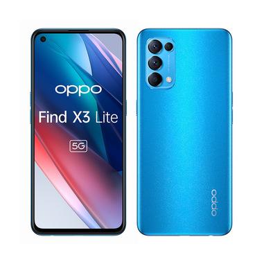 Oppo Find X3 Lite Astral Blue