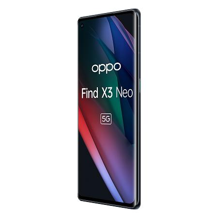Oppo Memoria RAM 12 GB - Oppo Find X3 Neo Starlight Black