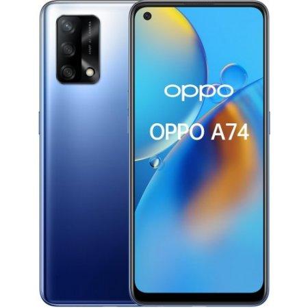 Oppo A74 Blu