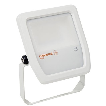 LEDVANCE Potenza: 10,00 W - Flood10830w FLOODLIGHT LED 10W/3000K WHITE IP65