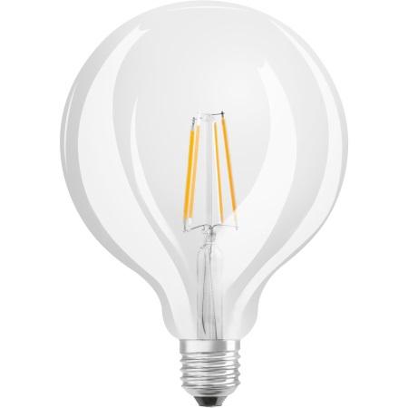 Ledvance Lampadina a LED 4W Globo D124 - Attacco E27 - Prgl40827cg9