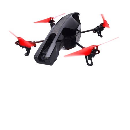 Parrot Drone quadricottero - AR Drone 2.0 Power Edition