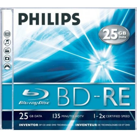 Philips Blu ray-re - Be2s2j01f