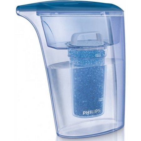 Philips - Caraffa Decalcificante IronCare per l'acqua di stiratura - Gc024/10