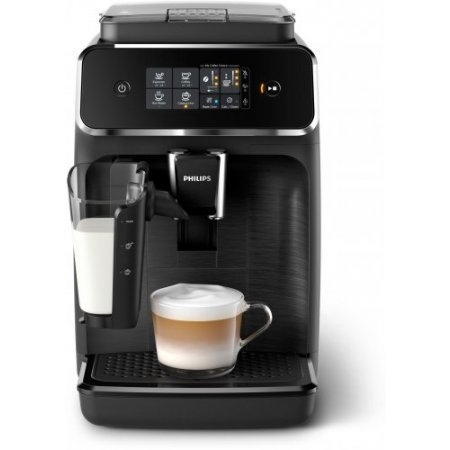 Philips Macchina caffe' espresso - Lattego Ep2230/10 Nero