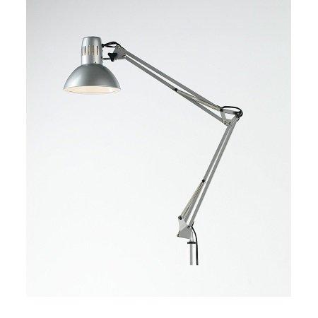 Perenz - Lampada da Tavolo Architetto C/mors. 60w Alluminio