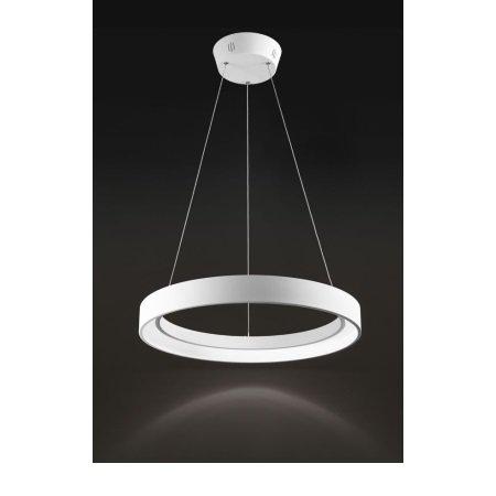 Perenz - Lampada a Sospensione Metallo Bianca D.60