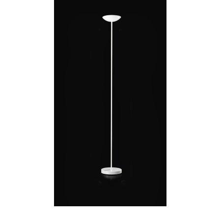 Perenz - Lampada da Terra Metallo Bianca D.23 H.178