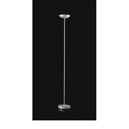 Perenz - Lampada da Terra Metallo Argento D.23 H.178