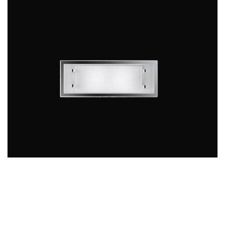 Perenz - Applique Vetro Bianco 40x15 2x40w