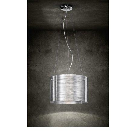 Perenz - Lampada a Sospensione D.38 1x60w E27 Acrilico Trasparente