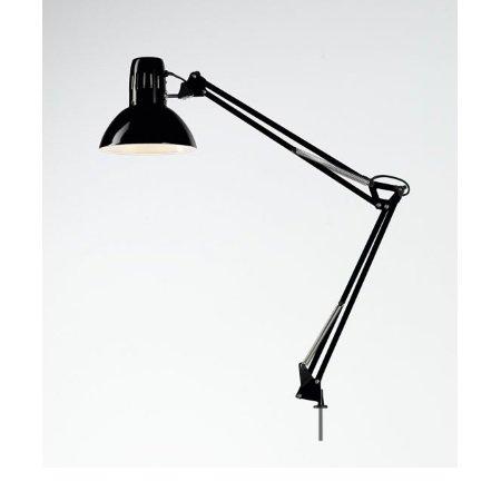 Perenz - Lampada da Tavolo Architetto C/mors. 60w Nera