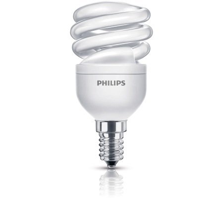 Philips Lighting - Economy Twister 8w Ww E14 1pf/6