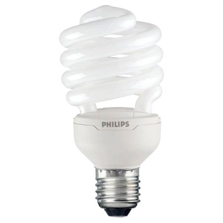 Philips Lighting Lampadina Economy Twister - Economy Twister 20w Cdl E27 1pf/6