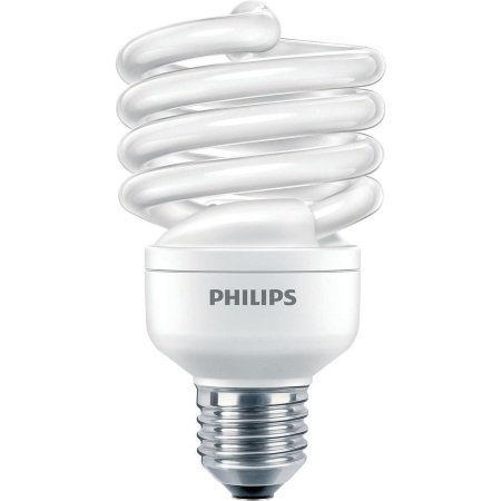 Philips Lighting Lampadina Economy Twister - Economy Twister 23w Cdl E27 1pf/6